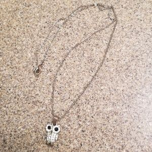 Jewelry - Owl Necklace 🌟 FINAL PRICE 🌟